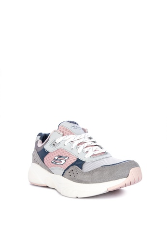 166de1035e7 Shop Skechers Meridian Charted Sneakers Online on ZALORA Philippines