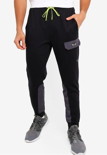 CALVIN KLEIN black Bionic Logo Pants - CK Performance 29A72AAF9D0801GS_1