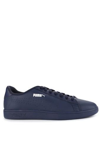 Puma navy Puma Smash V2 L Perf Shoes 7170CSH923D8FDGS 1 c7a8ada08