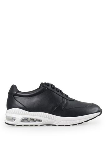 Footspot black FOOTSPOT - Casual Sneakers B1424SH1CD3739GS_1