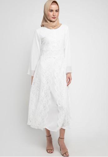 Hassenda white Chafia 973B2AA40A0C54GS_1