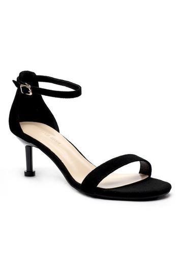 Twenty Eight Shoes 幼帶高踭涼鞋365-1 D765ESHB34F60DGS_1