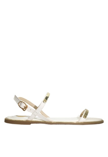 Twenty Eight Shoes white Sexy Strappy Flat Sandals VS8868 29E39SHDF63662GS_1