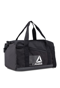 9681e518a4 Reebok Training Core Active Foundation Duffel Bag Small S  45.00. Sizes One  Size