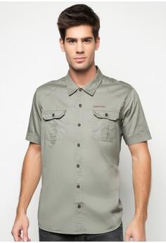 Timber Creek Men's Short Sleeved Shirt