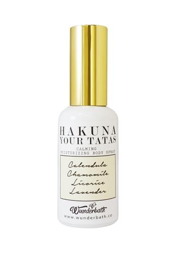 Wunderbath Calming Spray Hakuna Your Tatas All Natural WU584BE59JNWMY_1