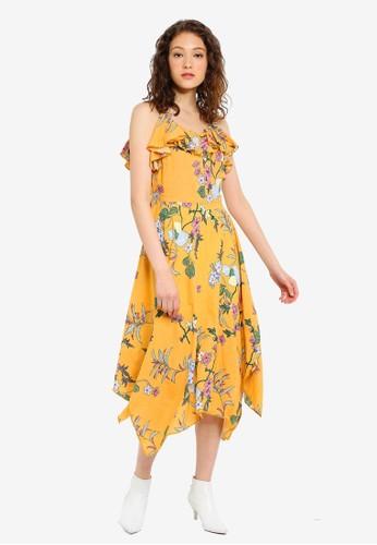 Angeleye yellow Yellow Dress 64E22AA87573BBGS_1