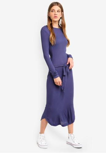 Brave Soul blue Long Length Dress C6D27AA90AF7C0GS_1