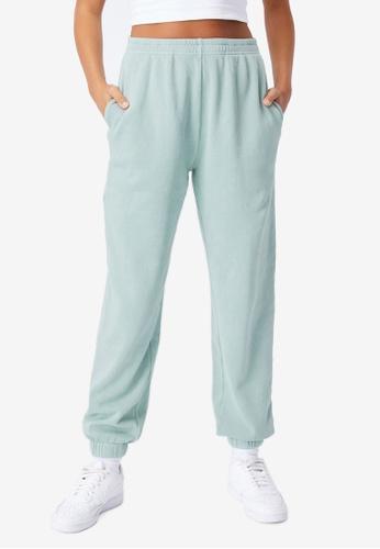 Supre green Cassidy High Waist Track Pants EF079AA13165D8GS_1