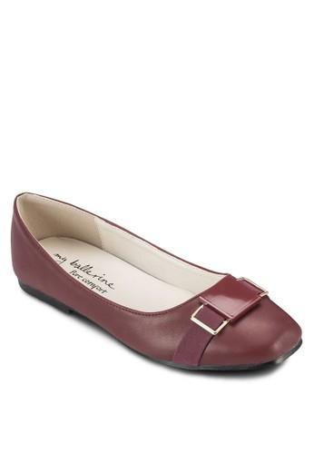 Aria 舒適平底鞋, esprit 折扣女鞋, 芭蕾平底鞋