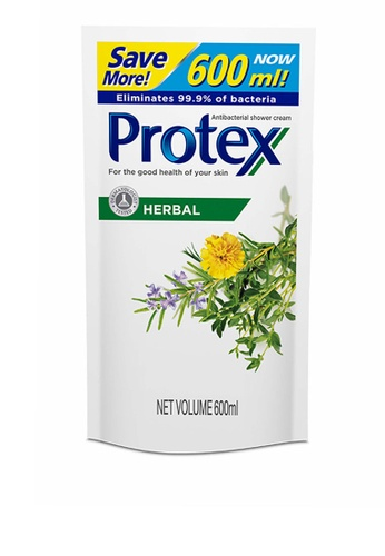 Protex Protex Herbal Antibacterial Shower Gel 600ml Refill 53873BE8375BDBGS_1