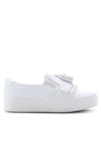 Twenty Eight Shoes 白色 百搭休閒鞋5122 TW446SH47UEIHK_1