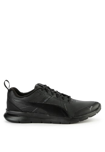 Puma black Puma Flex Essential Sl Shoes F9F11SH08AC1DBGS_1