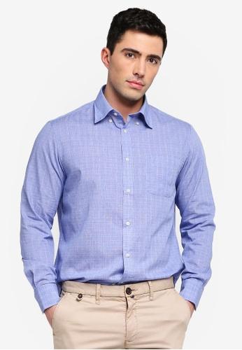 59e3c0f4 Buy OVS Regular Fit Button-Down Shirt | ZALORA HK