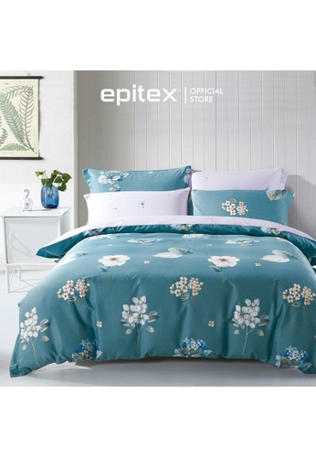 Epitex Epitex CP2033-5 900TC 100% Cotton Bedsheet - Fitted Sheet Set (w/o quilt cover) 40348HL89AD841GS_1