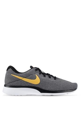 Nike black Men's Nike Tanjun Racer Shoes 3CE8BSH516E108GS_1