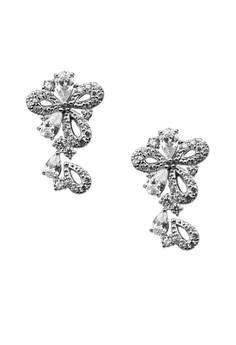 Linvala Silver Earrings