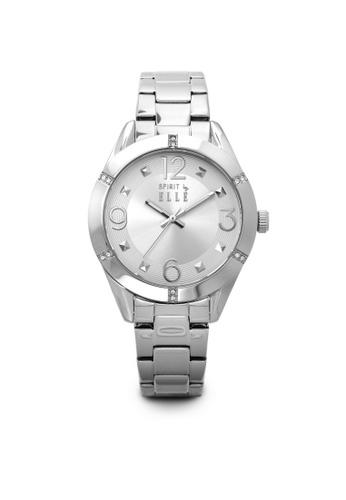 ELLE silver Fashion Ladies Watch SP241AC81LPAMY_1