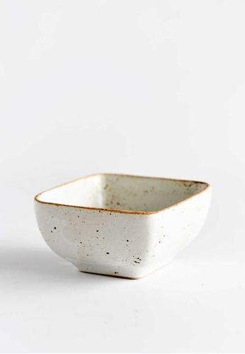 KRA Sanctuary white Talay Square Snack Bowl 167C8HLB89EDE1GS_1