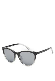 30874056c6e3 Armani Exchange black Armani AX4077SF Sunglasses 8AB64GLC57EB61GS 1