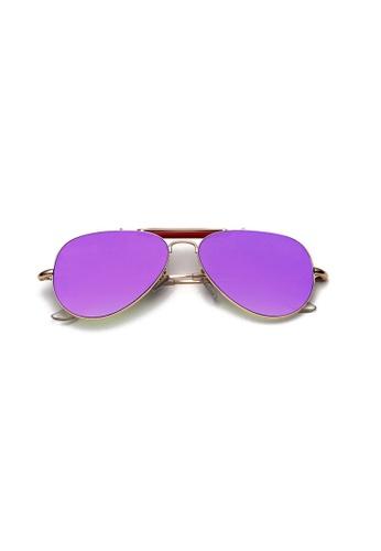 548fd7596132 Shop Kimberley Eyewear Unstoppable Sunglasses Online on ZALORA Philippines