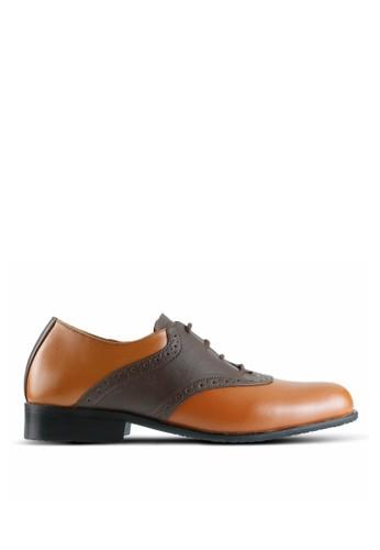 Sogno brown Sepatu Pantofel Pria GF.8103 7A699SHE848195GS_1