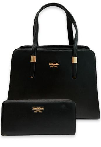 RUCINI black Rucini Formalistic Set Bag 27A8AACFC5D0D2GS_1