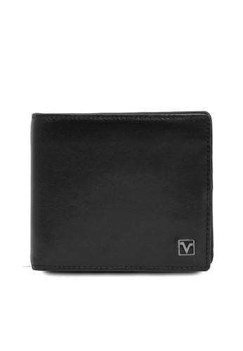 Valentino Rudy brown Valentino Rudy Full Leather Extra Capacity Wallet 8F12BACB6C8B43GS_1