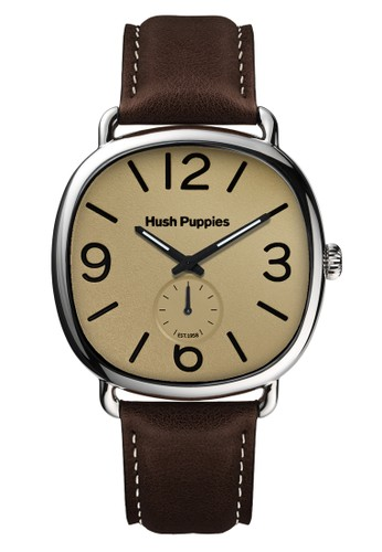 Hush Puppies Watches brown Casual Men's Watches HP 3852M.2519 F84C3ACFE45A38GS_1