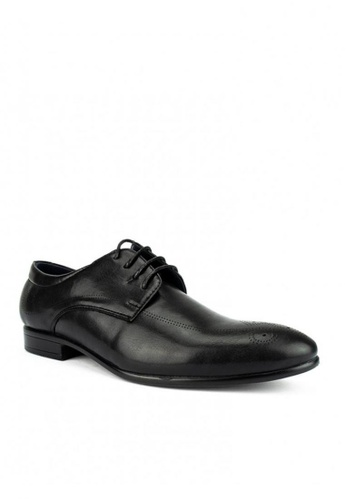 Mario D' boro Runway black Winston Formal Shoes D1A7BSH754A81BGS_1