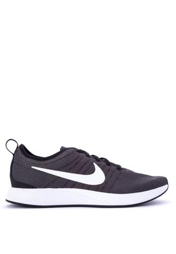 Nike grey Men's Nike Dualtone Racer Shoes NI126SH0KPW1PH_1