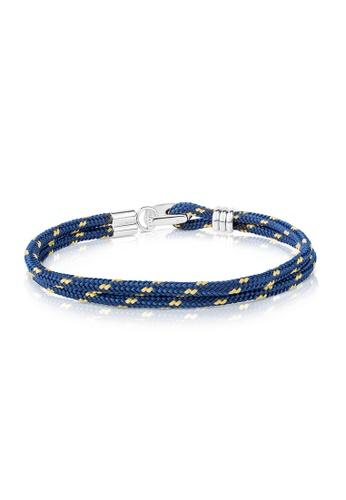 Tous Tous Silver Man Bracelet (Item Code: 516351680) 3CCAFACA810D17GS_1