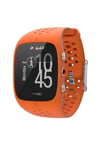 Polar orange M430 GPS  Running Watch (Orange) PO255AC2UOCLHK_1