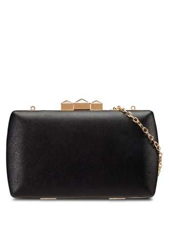 Papillon Clutch black Elegant Clutch PA491AC82SPPMY_1