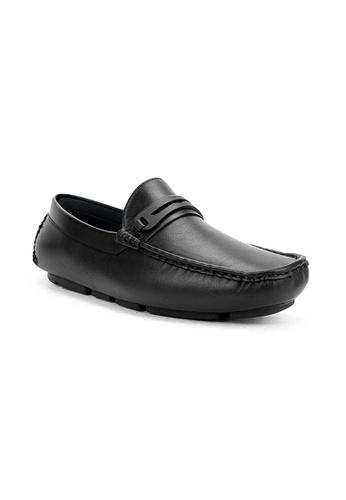 Mario D' boro Runway black MS 43561-Black-Casual Shoes 9AF28SHB2933E2GS_1
