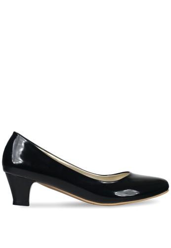 CLAYMORE black Sepatu Claymore ED - 04 Black CL635SH0UPZXID_1