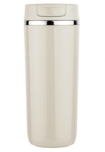 Artiart white Ostrich Suction Bottle (White) Design By ArtiArt 7AE38HL1DDAD0FGS_1