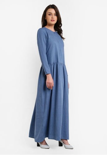 Najjah blue Summer Dress NA225AA0RBQ9MY_1