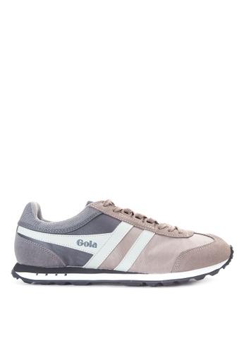 Gola grey Boston Sneakers GO513SH31TRKPH_1