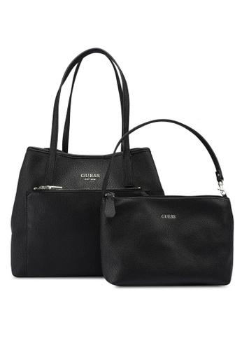 GUESS black Vikky Roo Tote Bag 127EDACA46864BGS_1