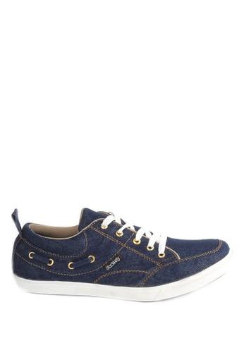 Sogno navy Sepatu Sneakers Pria - LIV 584  40E3DSH0329011GS_1