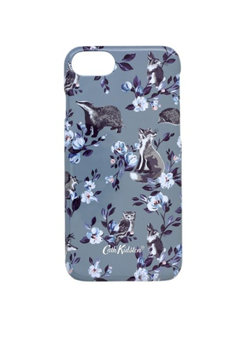 Shop Cath Kidston Mini Badgers And Friends Iphone 6 7 8 Case Online on  ZALORA Philippines 21440483b4