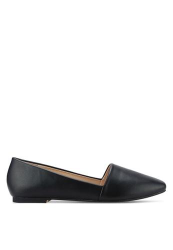 ZALORA black Basic Loafers BE16DSH90399DEGS_1