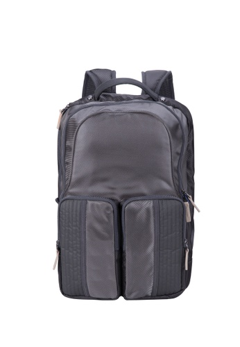Caterpillar Bags & Travel Gear grey Revo Backpack Small CA540AC20IRJHK_1
