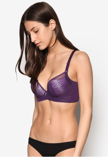 Impression purple Body Shaping Bra IM679US11WZCMY_1