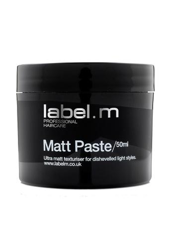 label.m black Matt Paste 50ml LA590BE11CKESG_1