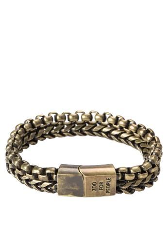 Kasuriesprit 寢具 雙環手鍊, 飾品配件, 手環