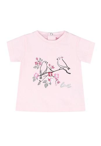 Babybol pink Casual T-Shirt FFDADKAB64FF3FGS_1