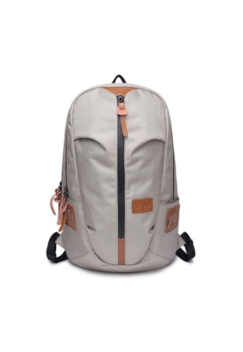 The Dude grey Skater Backpack TH373AC92FQPHK_1