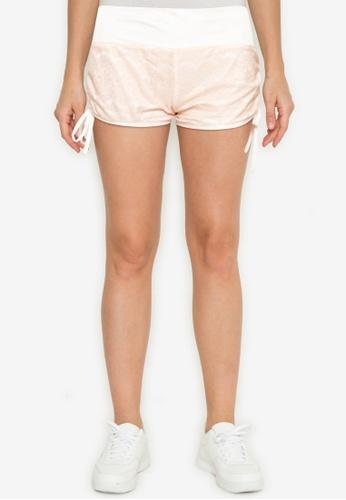 ESKA Dance Wear pink Premium Lace High Waist Booty Shorts 59CA3AA0B934B2GS_1